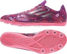 NEW Womens-9.5 Adidas Adizero Ambition 2 Track & Field Running Shoes/Spikes-Pink