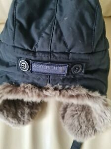 Woolrich Rabbit fur trapper hat