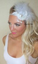 Gatsby Feather Headband Hair Accessories for Women