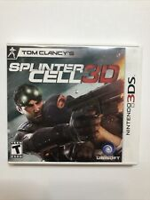 Tom Clancy's Splinter Cell 3D - Nintendo 3DS *FREE SHIPPING*