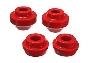 Energy Suspension For Bronco / F-100 - F-350 Radius Arm Bushing Set Red 4.7109R