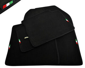 Floor Mats For Alfa Romeo Set With Italian Flag Tailored Carpets For All Models