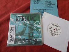 "KEROUAC Flashman EP 7"" +INSERT INDIE"