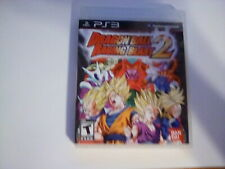 Dragon Ball: Raging Blast 2 PS3 Complete