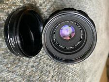 Nikon Micro NIKKOR 55mm f/3.5 prime lens