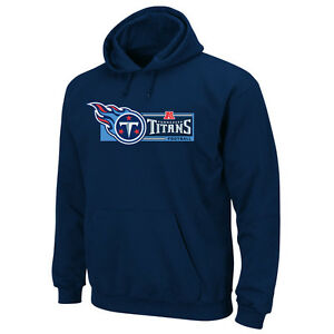 NFL Football Tennessee Titans Hoody Hoodie Hooded Pullover Victory7 Sweater