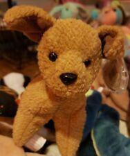 b9545cb09e1 TY Beanie Babies SUPER RARE Retired TUFFY w (ALL CAPS) Error ☆PVC☆