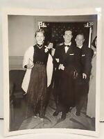 Original Vintage Barbara Lawrence  4 x 5 B&W WORLD WIDE PHOTO Gertie Oklahoma
