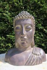 Estatua de Buda cabeza asiático para hogar o jardín