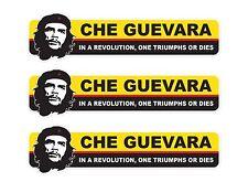 Che Guevara Comandante - JDM window turbo drift vinyl sticker decal car