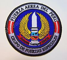 Peru Peruvian Air Force Special Forces Group Patch