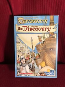 Carcassonne: The Discovery Rio Grande Games