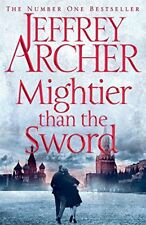 Mightier than the Sword (The Clifton Chronicles) By Jeffrey Archer