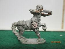 Citadel / Warhammer / Grenadier Fantasy Lords Amoured Centaur With Crossbow Oop