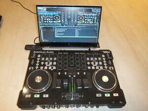 American Audio VMS4.1 Digital DJ 4 Channel Controller Mixer Workstation