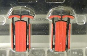 HALF SCALE 1/24 TWO  FLYER RED SLED MINIATURE DIORAMA ACCESSORIES