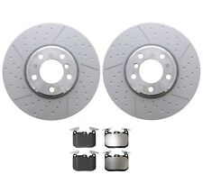 Genuine Front Brake Kit Disc Rotors & Pads For BMW F32 F34 F46 w/ S2NHA or P337A