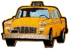 Taxi Driver Cab Embroidered Patch Travis Bickle Robert De Niro King Kong Company