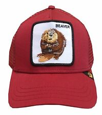 New Goorin Bros.Big Red Animal Trucker Hat Cap in Red Color O/S