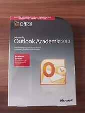 Microsoft Office OUTLOOK 2010 / Vollversion / Retailbox inkl DVD / 543-05186 NEU