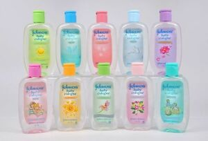 New Authentic JOHNSON'S BABY COLOGNE 12 Scents Available! 125ml Fast USA Seller!