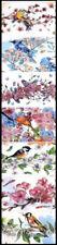 Watercolour Birds, Easter Egg Shrink Wraps