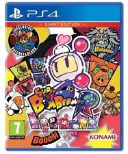 Super Bomberman R - Shiny Edition Ps4 Playstation 4 Konami