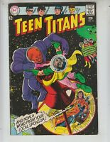 """Teen Titans 12 VG+ (4.5) 12/67 """"Large Trouble in Space-Ville!"""""""
