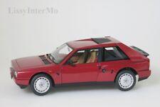 Lancia Delta s4 1985 rojo Autoart 1:18 nuevo/en el embalaje original