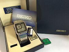 Seiko G757-4000 James Bond Octopussy Quartz LCD LED Watch