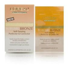 L'Oreal Sublime Bronze Self-Tanning Perfector/Corrector, 0.06 oz, 8 Ct (2 Pack)