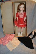 Vintage Arranbee R & B, 21� Doll Nanette Walker 1950's Girl Doll Original in Box