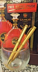 10 High-end Gold-Plated Gift Ballpoint Pen  Executive Business Pens