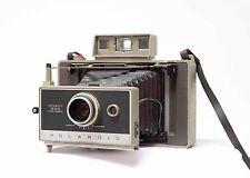 Polaroid Land Camera Automatic 330 Sofortbildkamera mit Bedienungsanleitung N592