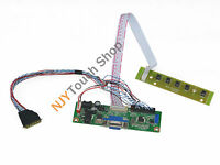 D1 TL A3 LCD Panel VGA LCD Controller Board Work for LP154W01 LP154W01 K3