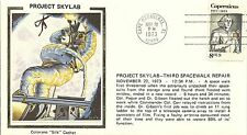 PROJECT SKYLAB 3RD SPAECWALK REPAIR 11/22/73, ASTRONAUTS CARR, GIBSON, POGUE