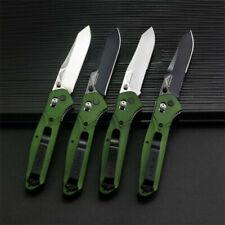 OEM 940 AXIS Lock T6061 Aluminum Handle S30V Blade Tactical Camping Pocket Knife