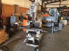 Gorton 1 22 Mastermil Manual Knee Mill