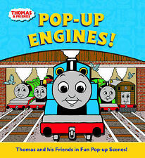 Pop-up Engines! (Thomas & Friends), VARIOUS | Hardcover Book | Good | 9781405247