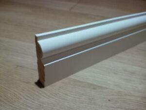 Door Architrave Sets - MDF - Primed - Torus - 70 x 14mm. Free P&P