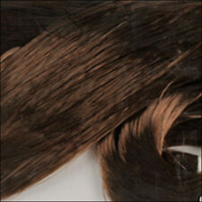 M00823 MOREZMORE Curly Doll Hair AUBURN BROWN Permanent 13 mm Curls