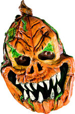 Adult Scary Pumpkin Haunting Costume Mask