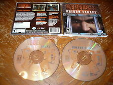 Rebels Prison Escape PC CD-ROM Hip Games 2003 2-discs for Windows 98/Me/2000/XP