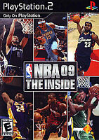 Sony Playstation 2 Black Label NBA 09 THE INSIDE Basketball PS2 New ~ Sealed