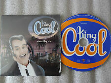 CD-KING COOL-STAND BY ME-GROOVIN'-WINSTON KING FRANCIS-(CD SINGLE)1994-2TRACK