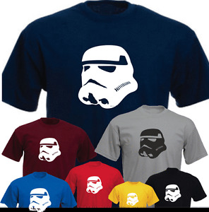Storm Trooper New Funny T-shirt Present Gift