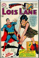 DC Comics Superman's Girl Friend LOIS LANE #80 FN+ 6.5
