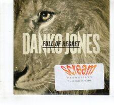 (HL549) Danko Jones, Full Of Regret - 2010 CD