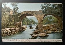 Vintage 1905 Killarney Ireland to Victoria Australia Real Picture Postcard Cover