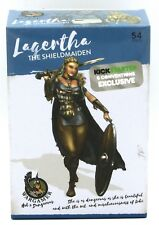 Wargamer HD-11 Lagertha the Shieldmaiden Kickstarter Exclusive (54mm Resin) Hero